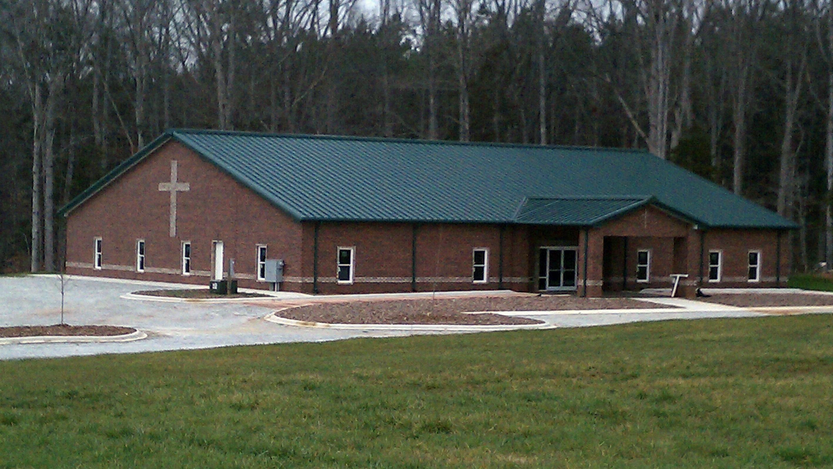 Church Steel Building
