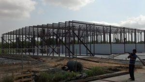 Boat & RV Storage, Steel Building Dallas Texas