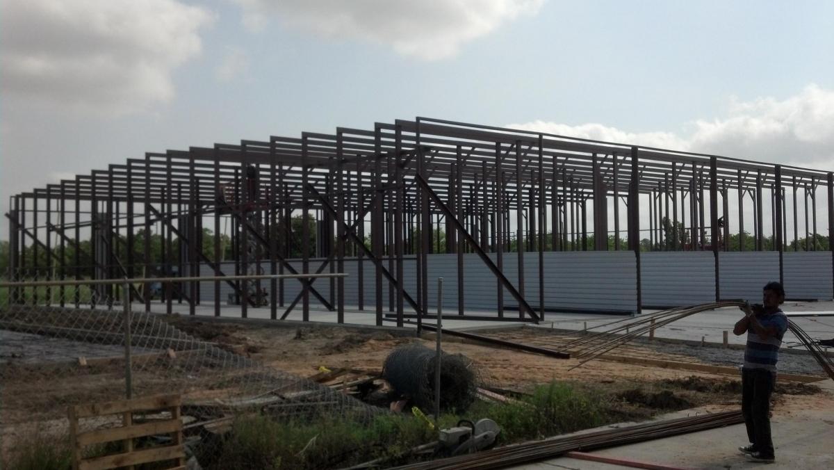 Metal rv boat storage premier building systems for Rv boat storage buildings