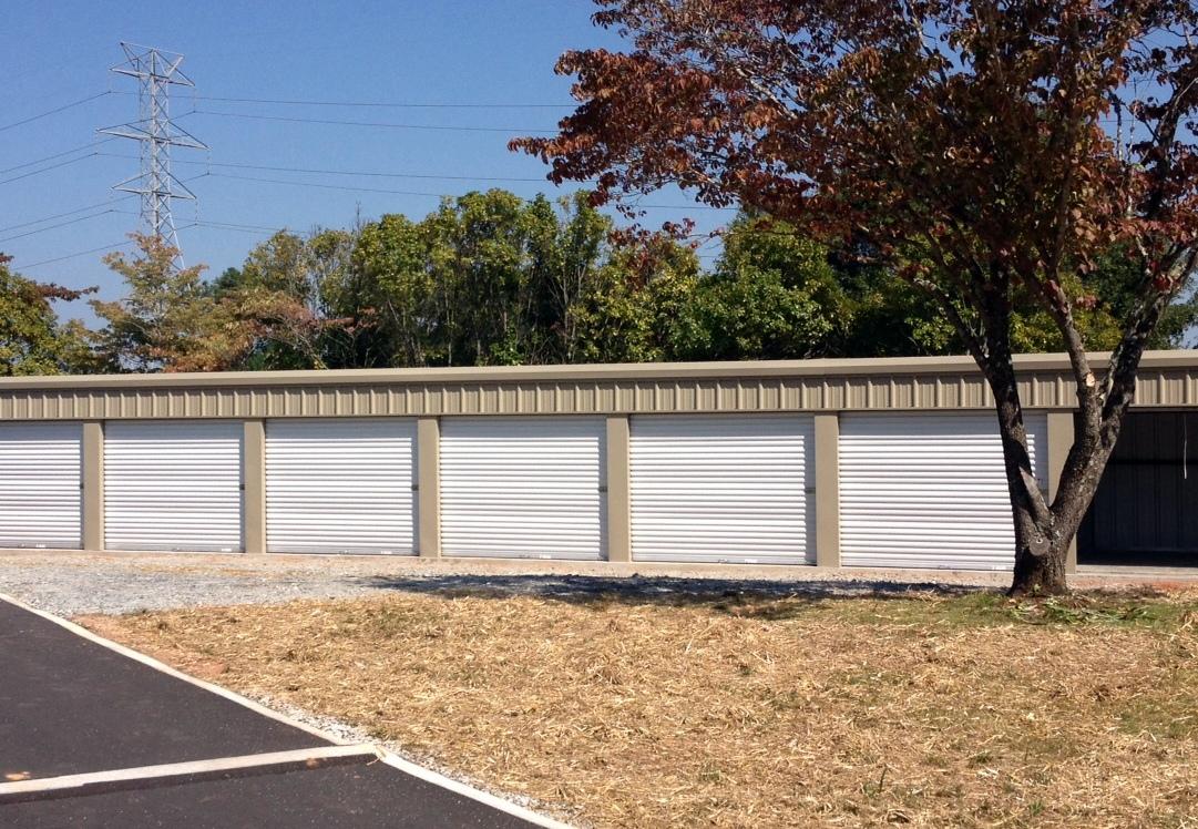 Steel Garages South Carolina