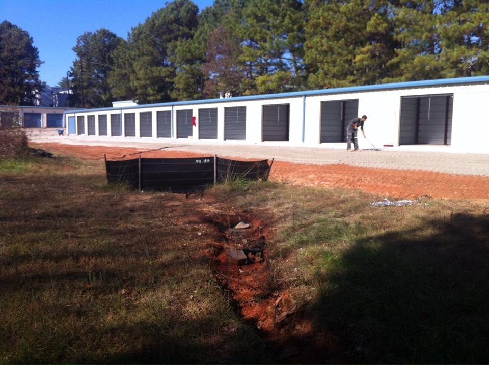building storage building Greenville South Carolina
