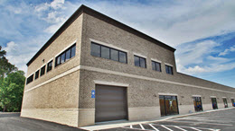 Premier Building Systems headquarters Commercial Steel Building