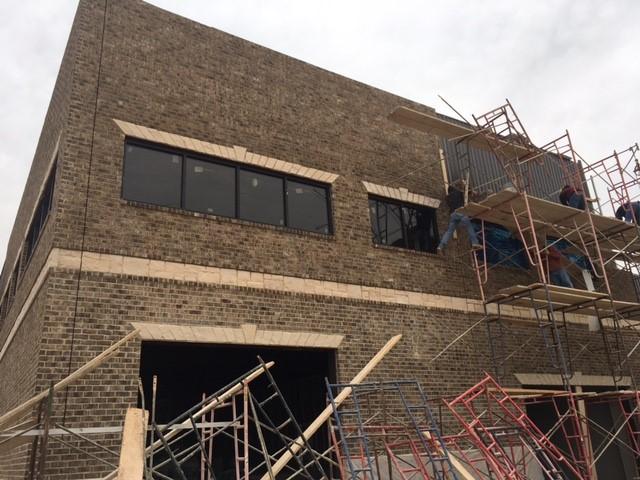 Braselton Brick Building