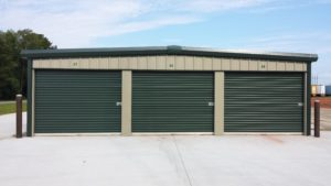 Self-Storage Metal Building
