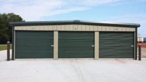 Self-Storage Metal Building