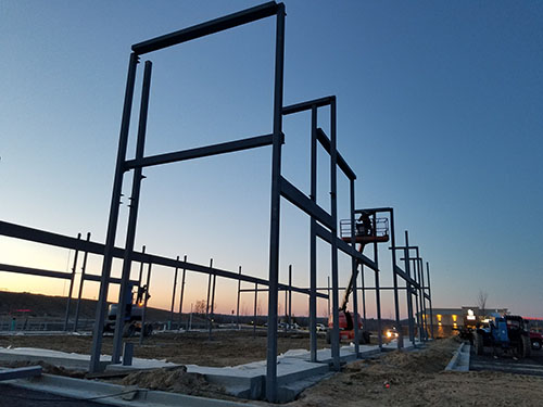 High Pointe Building Construction