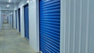 Self-Storage Interior