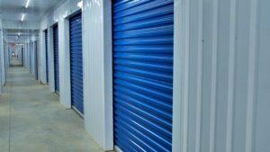Self-Storage Interior