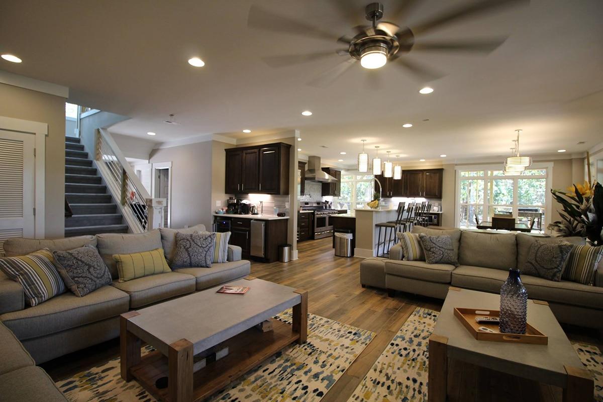 Interior Design of Barndominium