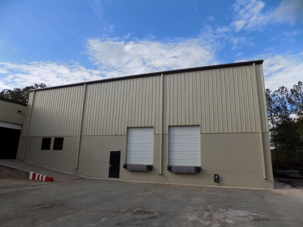 Premier Industrial Metal Building