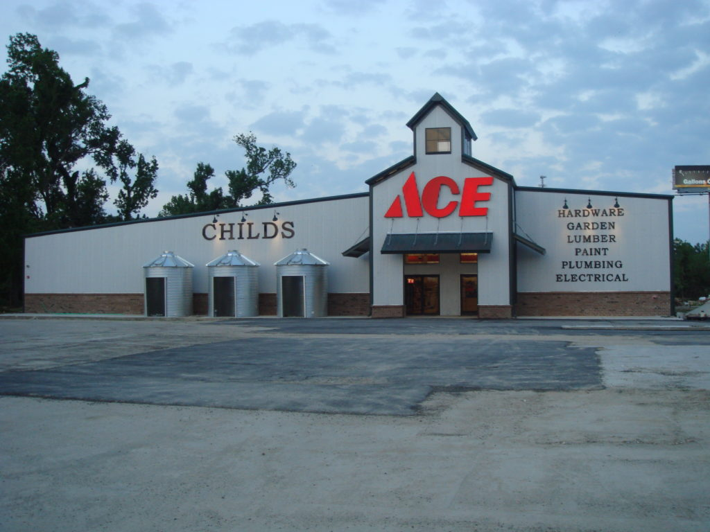 Ace Hardware Showroom