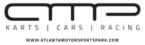 AMP Karts Cars Racing Logo