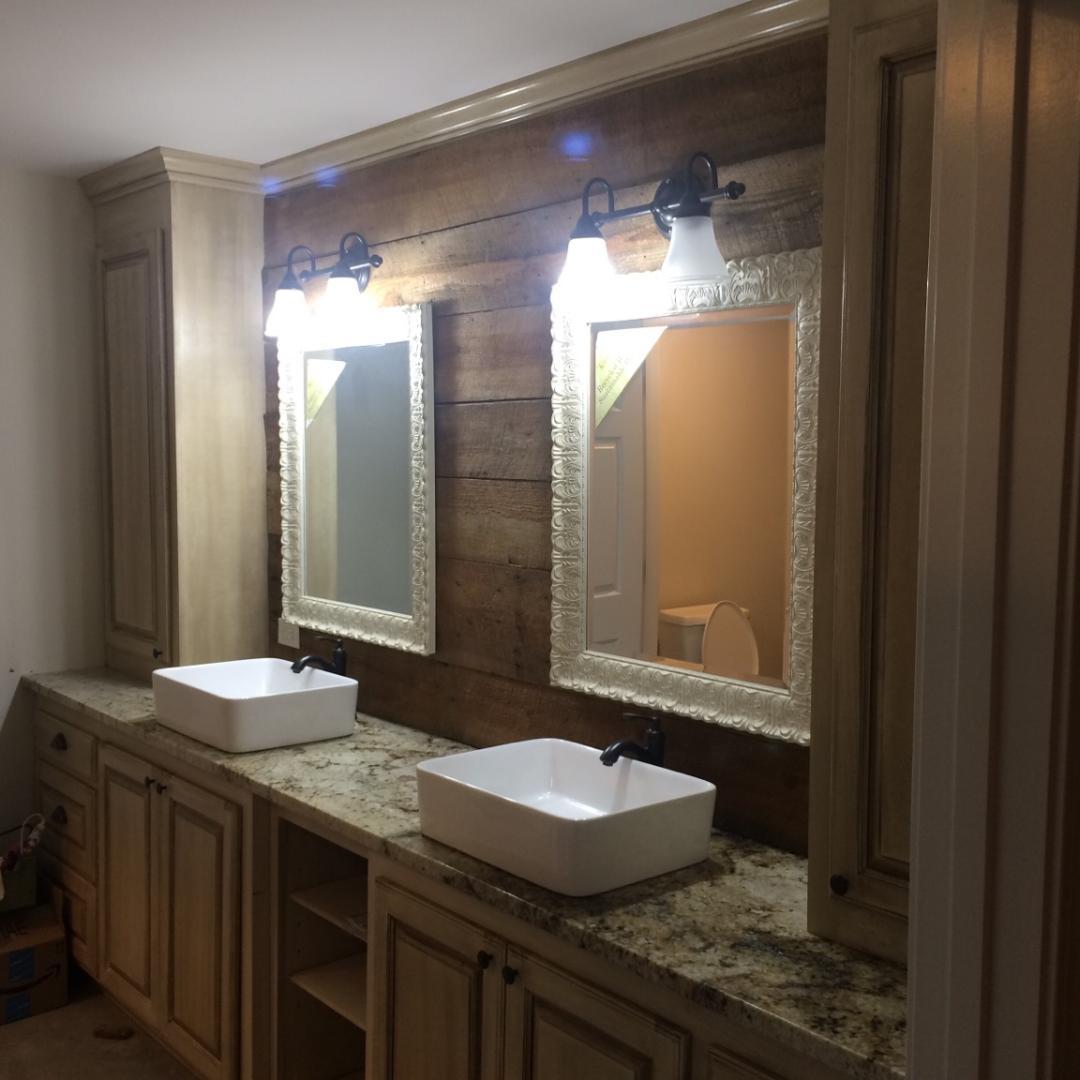 Barn Home Bathroom