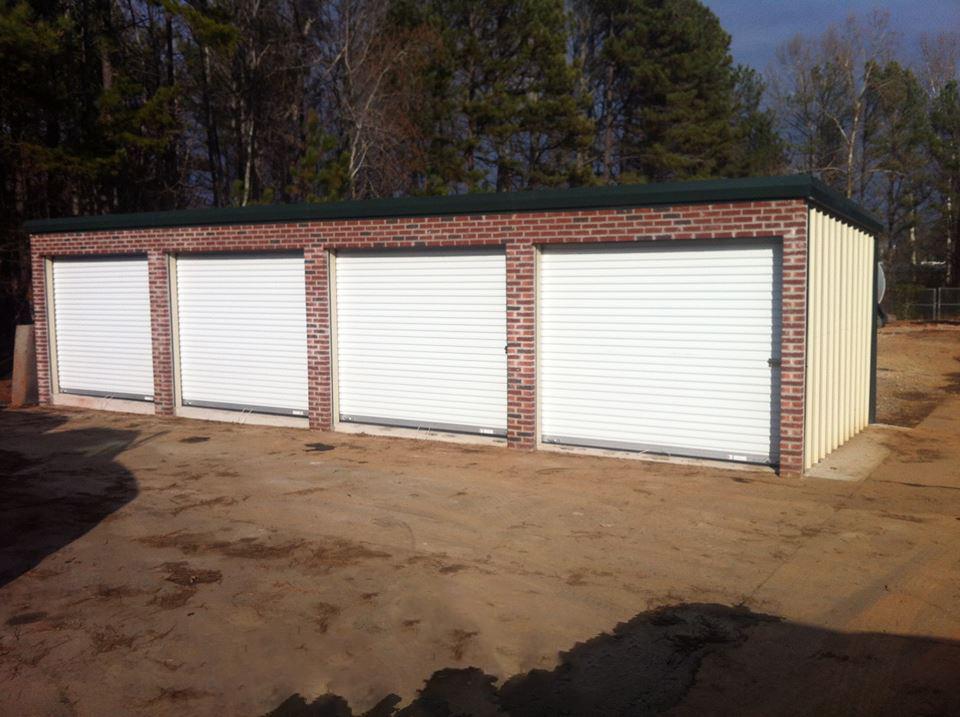 Mini Storage Building Construction in Atlanta Georgia