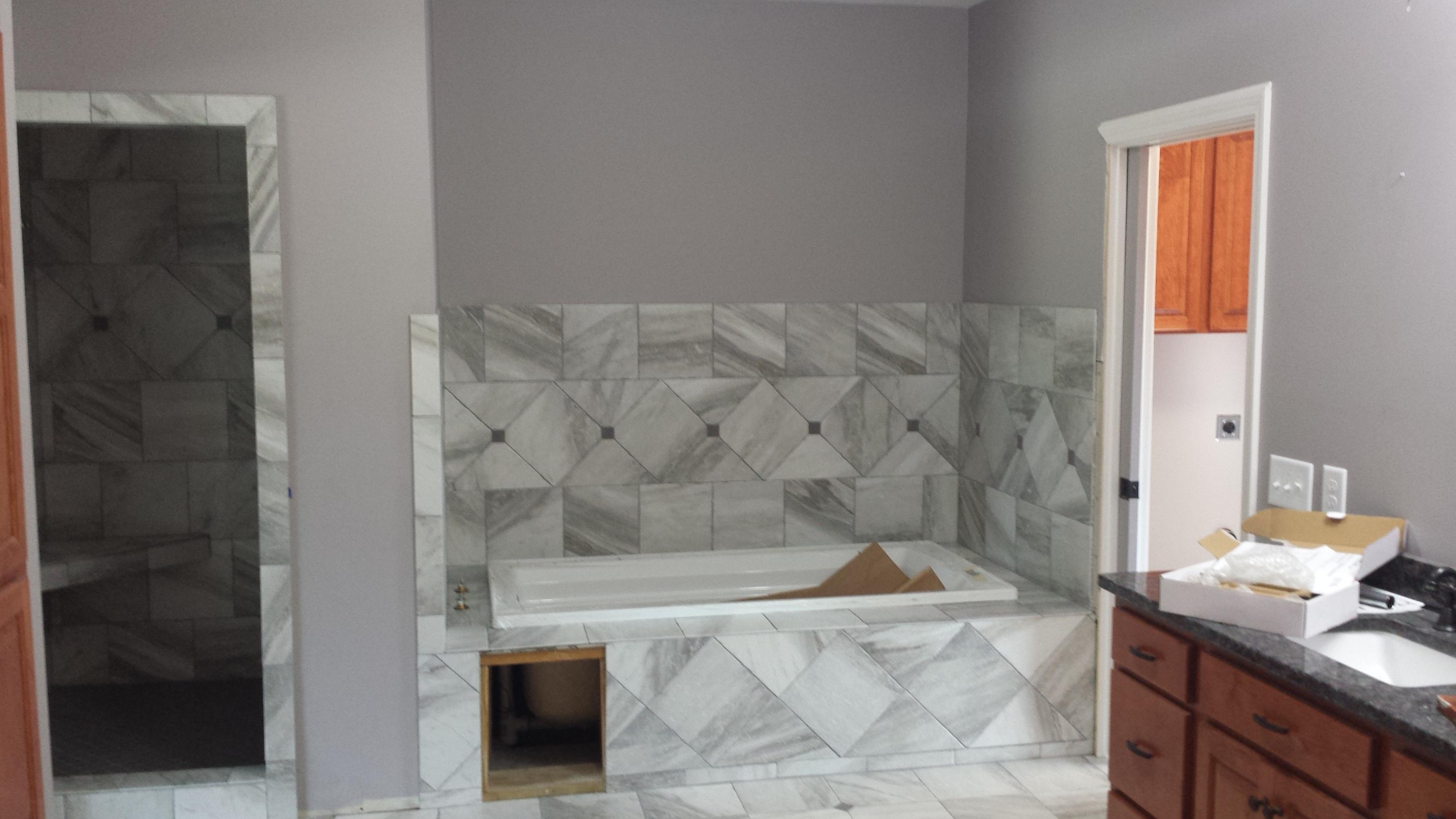 Barndominium Bath