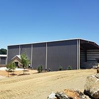 Waste Elimination Industrial Steel Building