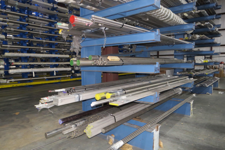 Valbruna Stainless industrial steel building