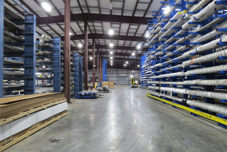 Metal Warehouse Building