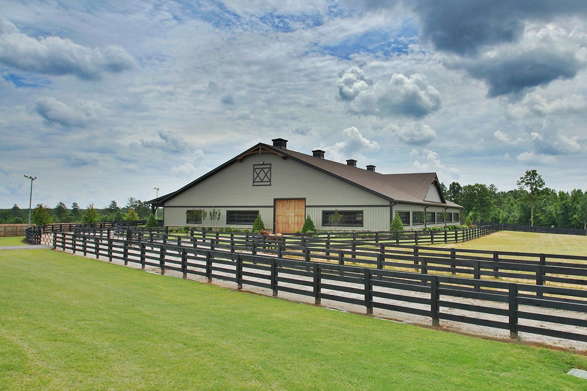 Barn-Stable-Riding Arena