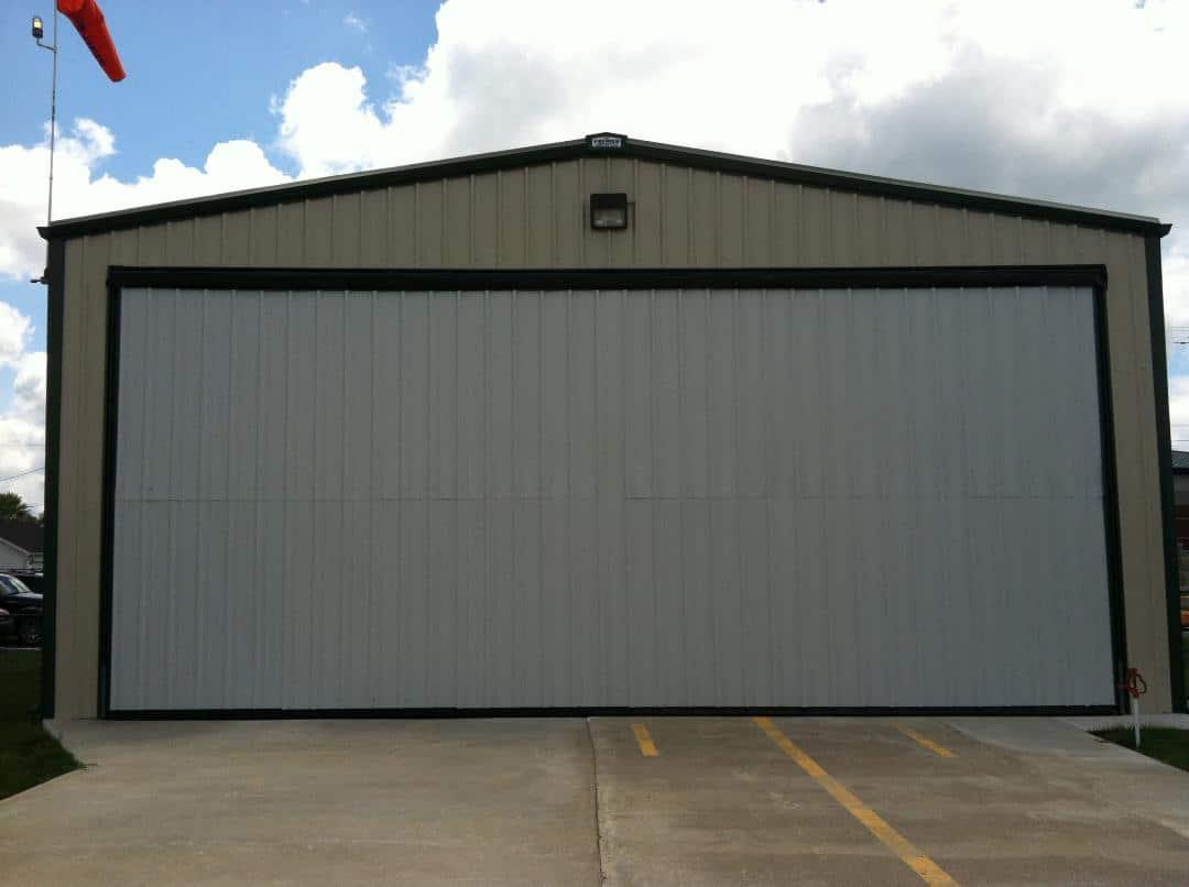 Metal Hangar BiFold