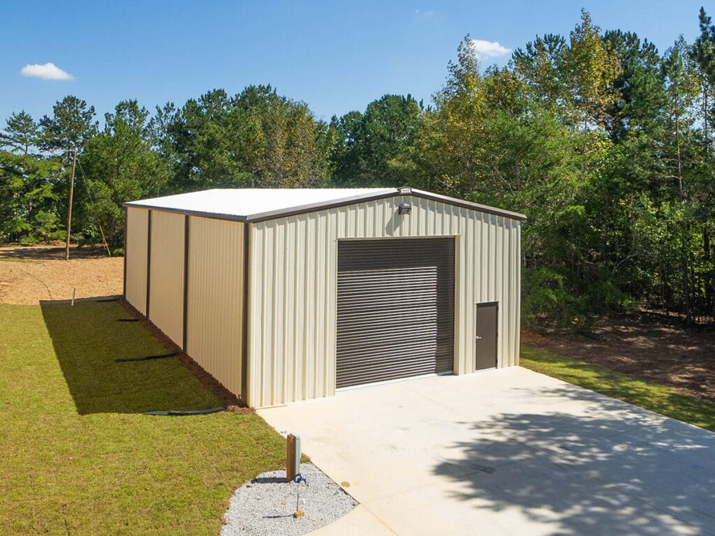 South Carolina Prefab Metal Building Kit Supplier Premier Buildings