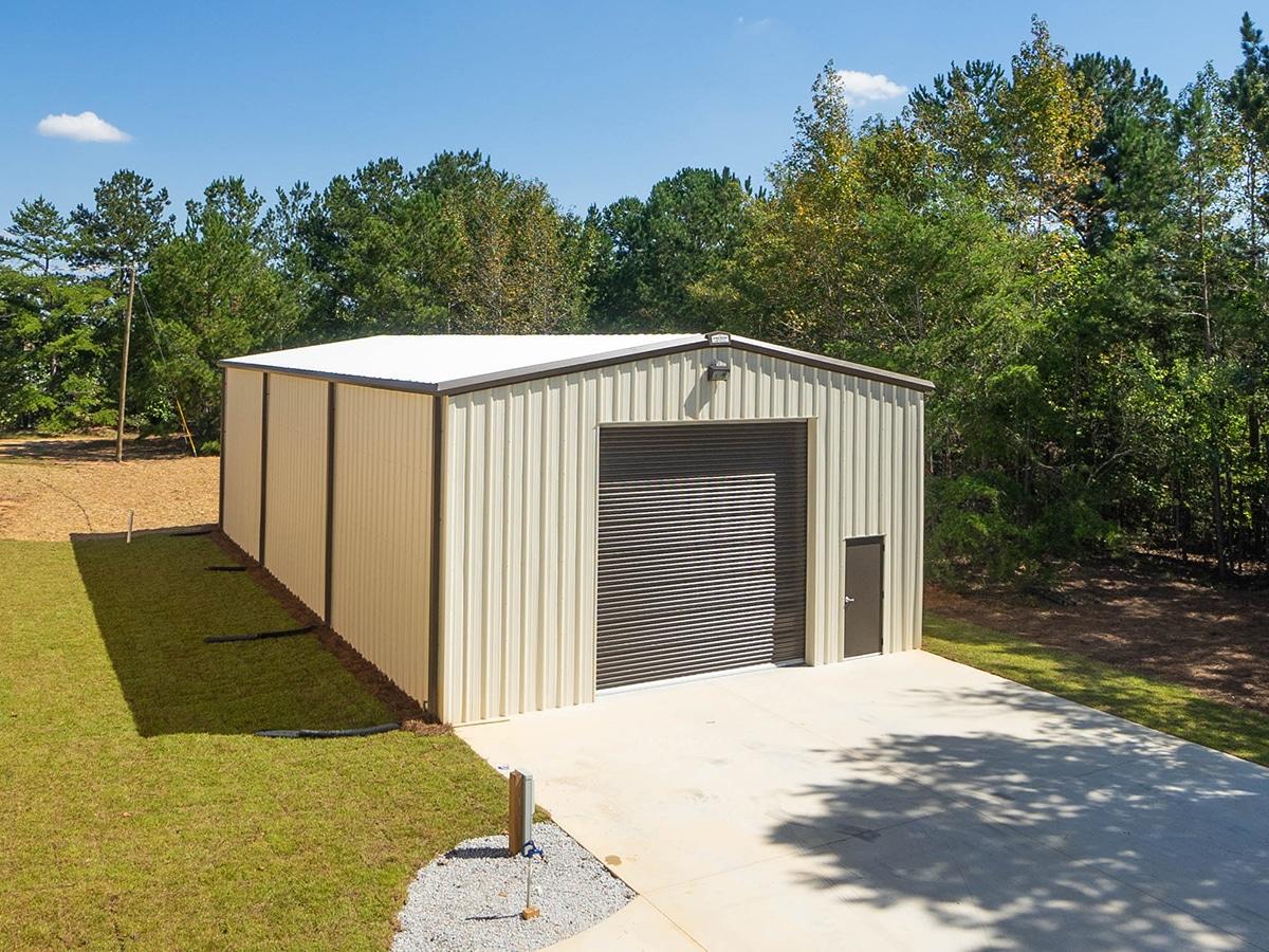 Mini Storage Steel Building