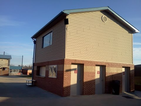 Metal Building - Concession Stand