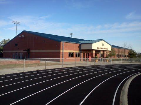 High School Field House - Steel Building