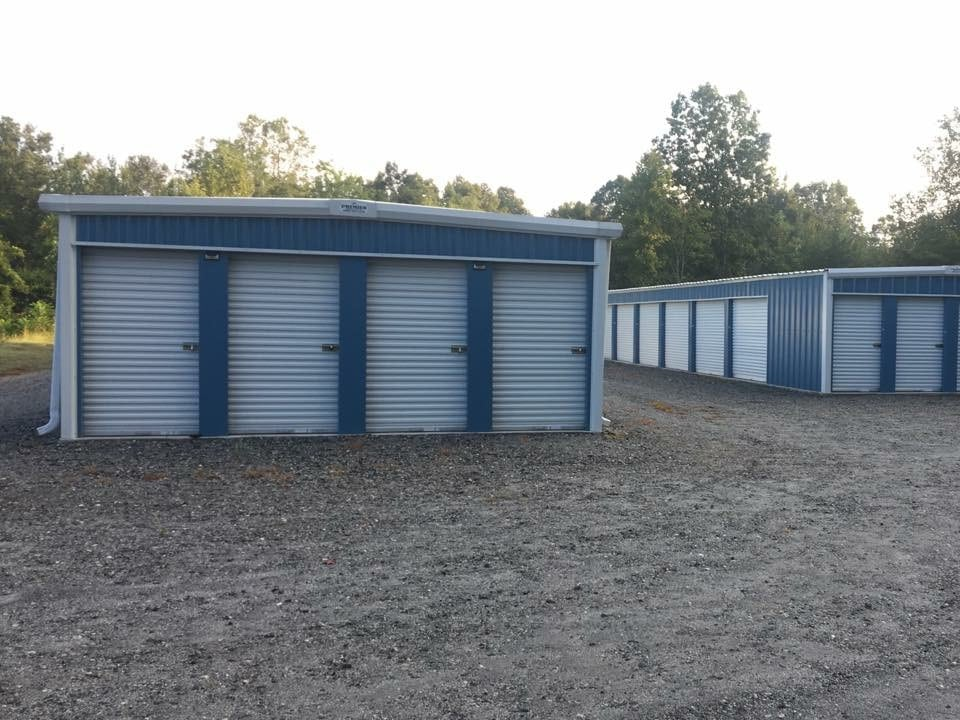 North Carolina Mini Storage Steel Building