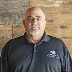 Alan Massaro, Estimator/Project Manager